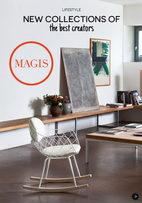 New Collections Magis of the best creators