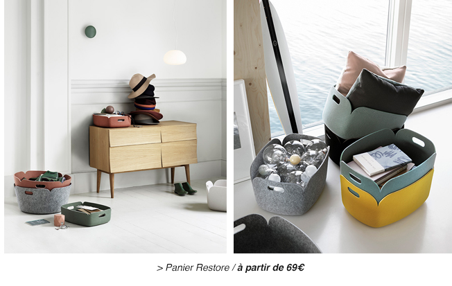 Collection Restore - Muuto