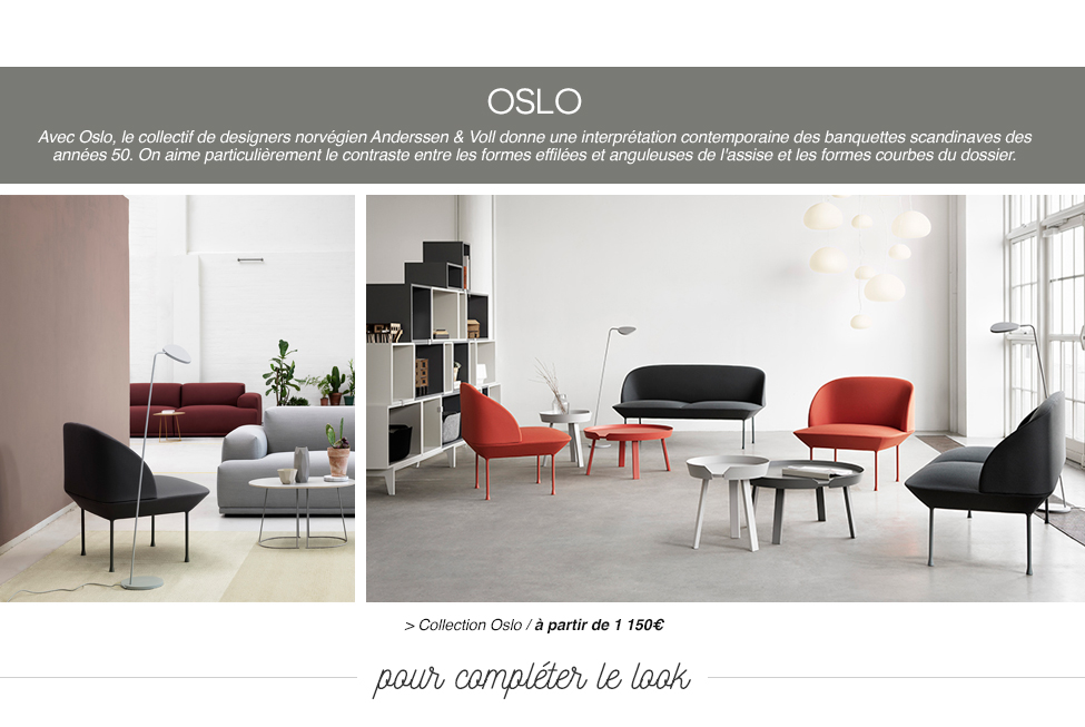 Collection Oslo - Muuto