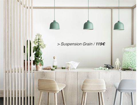 Suspension Grain - Muuto