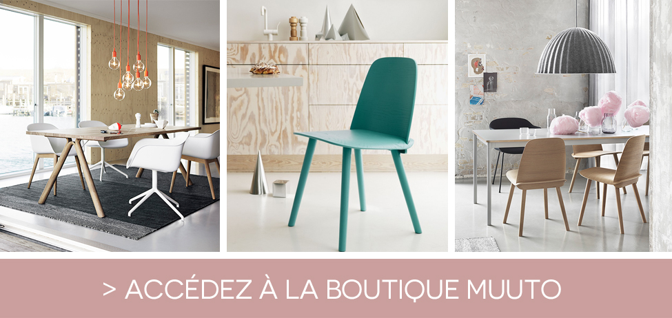 Nouvelle Collection 2016 - Muuto