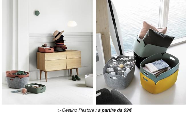 Nuova collezione muuto 2017 made in design