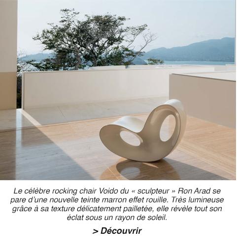 Rocking chair Voido - Magis
