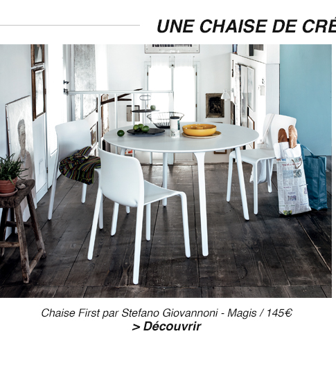 Chaise empilable First Chair - Magis