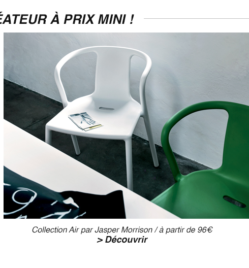 Fauteuil empilable Air - Magis