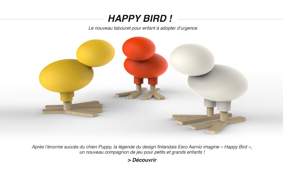 Happy bird - Magis