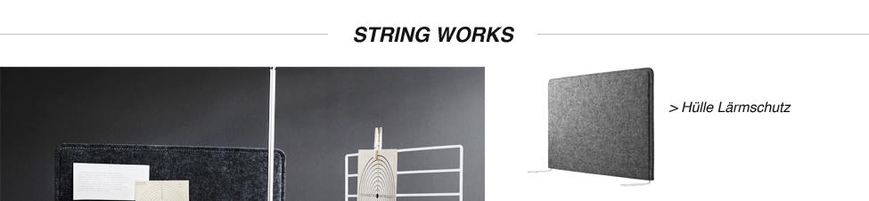 String : Bauen Sie Ihr eigenes Regal!