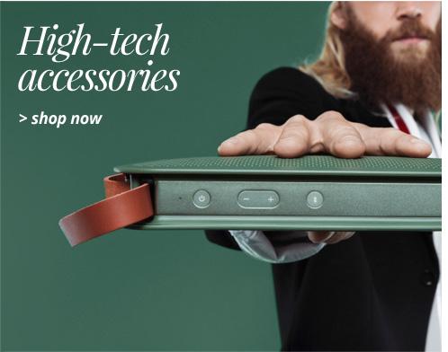 High-tech accessories