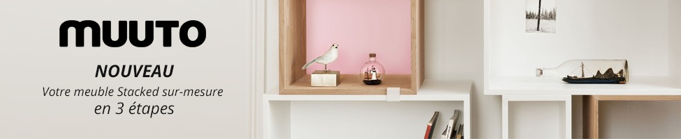 muuto votre meuble stacked sur mesure. Black Bedroom Furniture Sets. Home Design Ideas