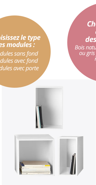 muuto votre meuble stacked sur mesure. Black Bedroom Furniture Sets. Home Design Ideas