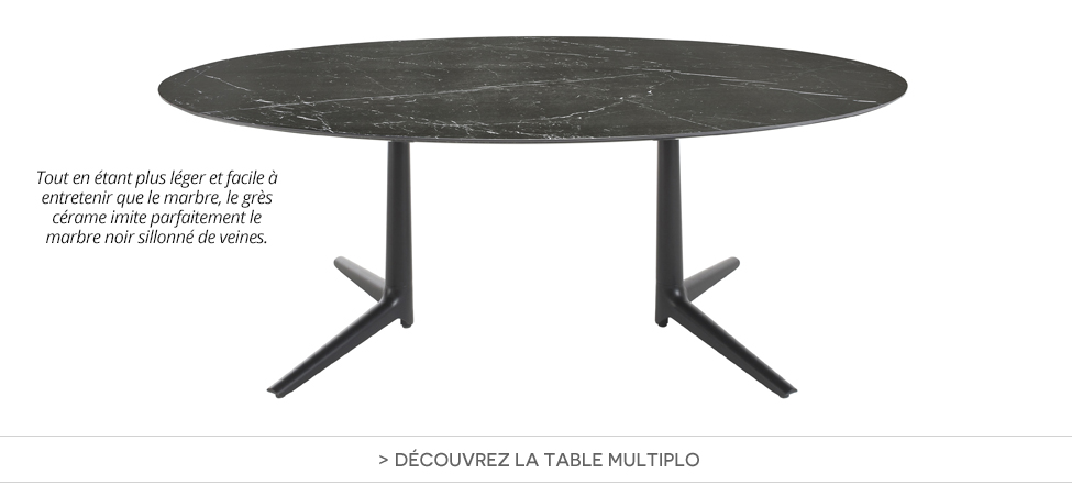 Kartell nouvelle collection for Centre meuble escompte