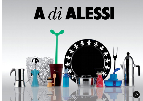 Alessi / Circus : by Marcel Wanders