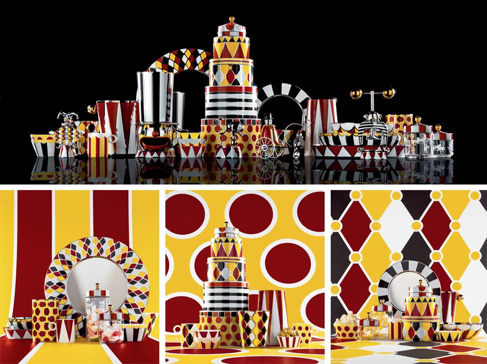 Kollektion Circus