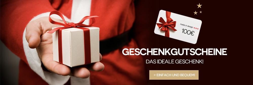 weihnachtsgeschenke online kaufen made in design. Black Bedroom Furniture Sets. Home Design Ideas