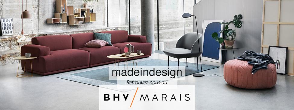 Le corner BHV - Paris