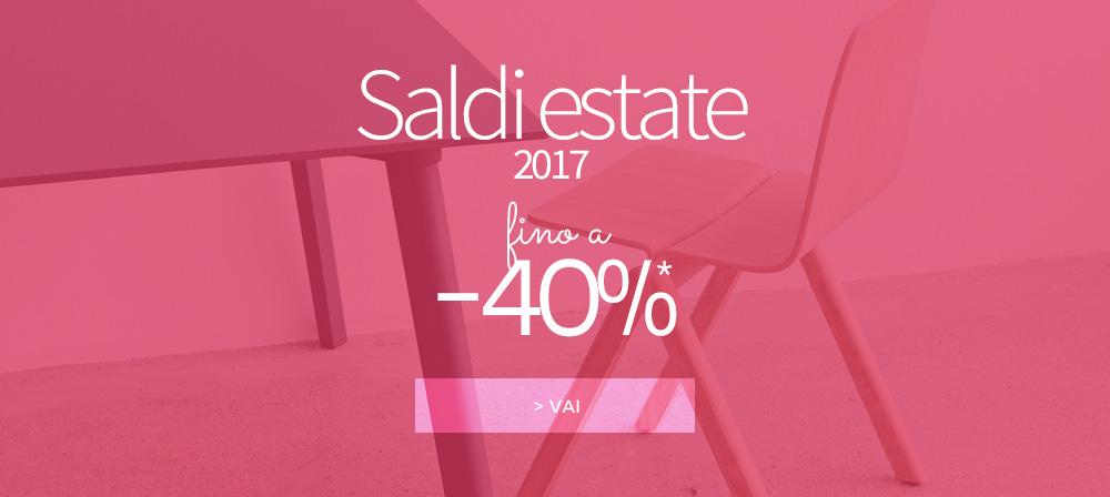 Made in Design -  Saldi estate 2017