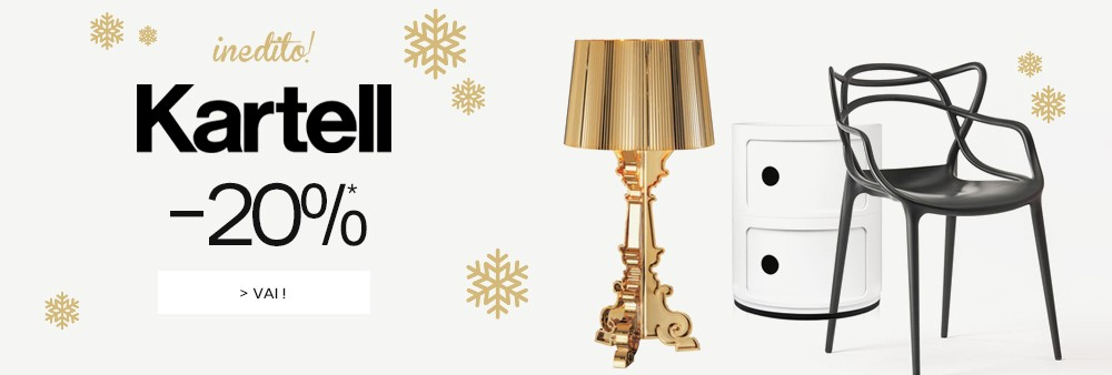 Made in Design - kartell 20%