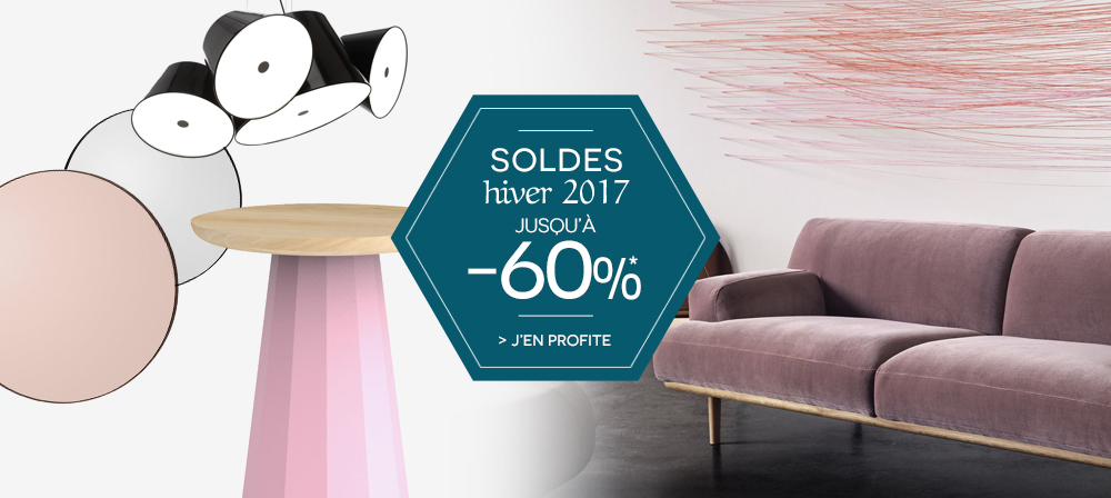 Made in design mobilier contemporain luminaire et - Made in design soldes ...