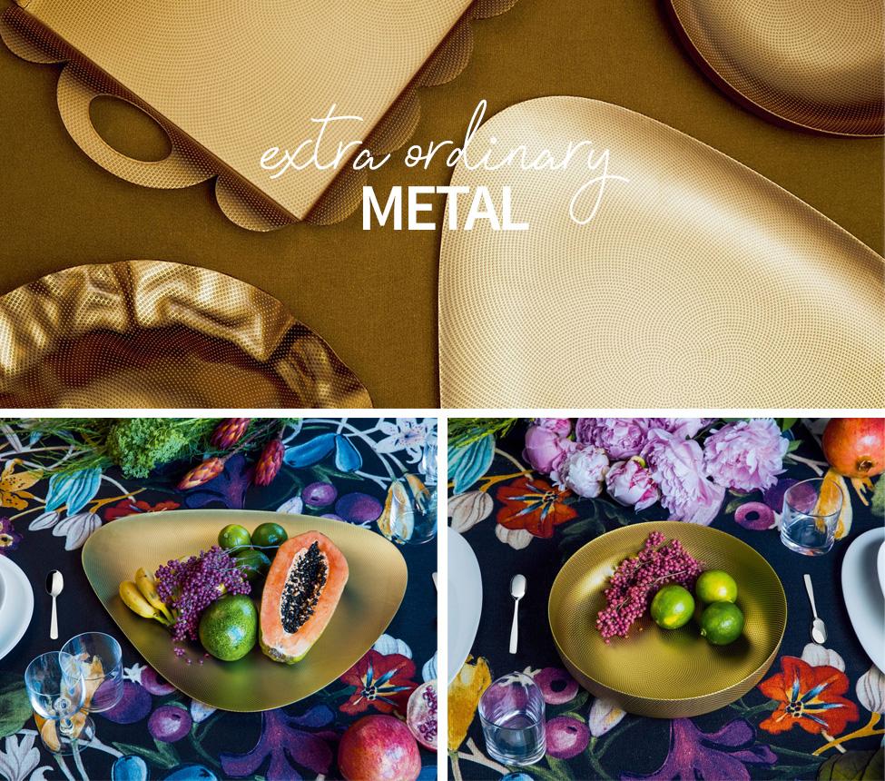 Extra ordinary metal