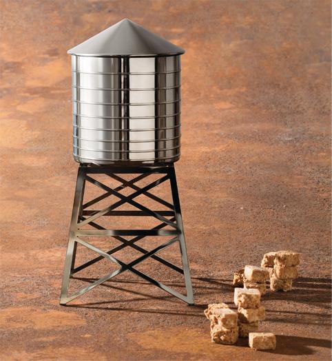 Water Tower Schachtel