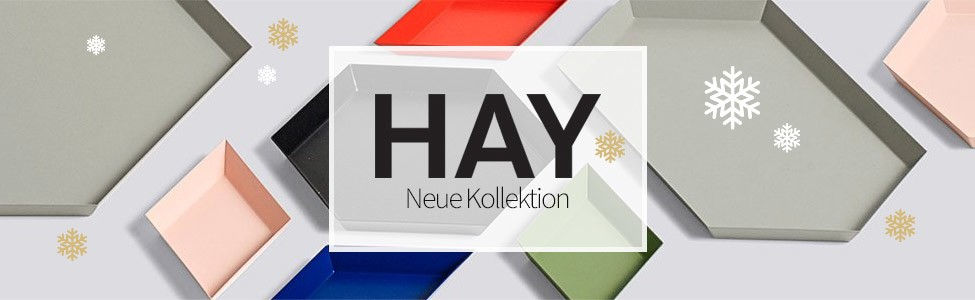 Neue Kollektion HAY