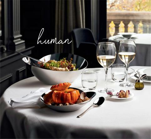 Service de table Human