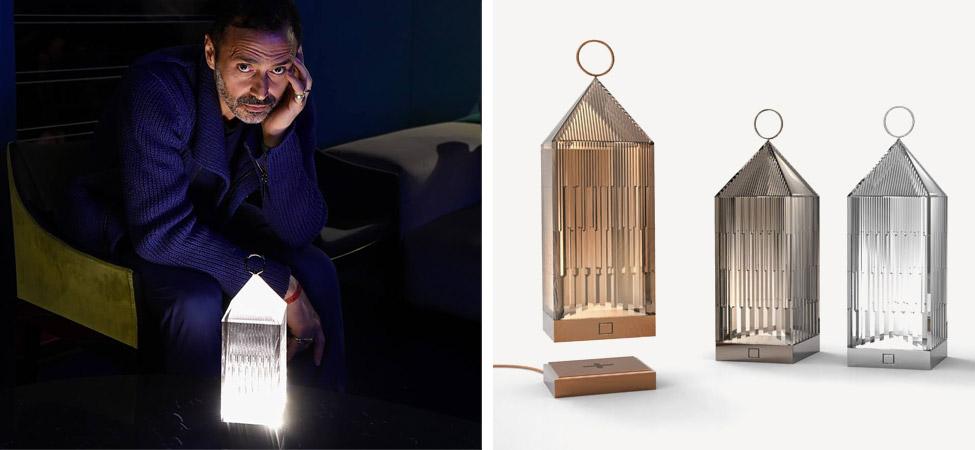 Lampe sans fil Lantern