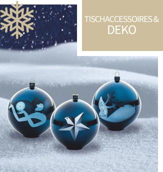 Tischaccessoires & Deko