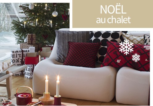 Noël ambiance Chalet
