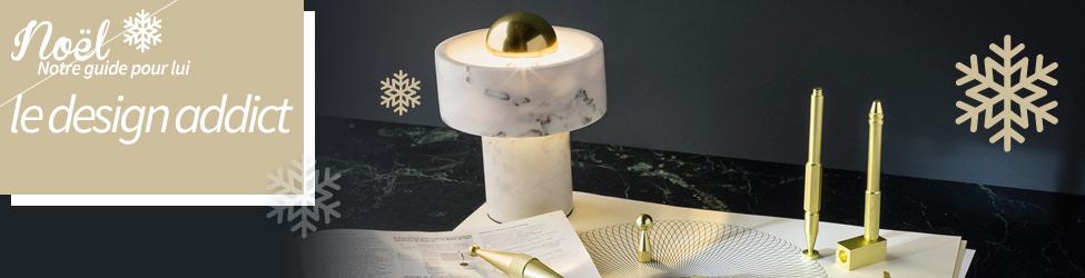 Noël Pour lui : le Design Addict