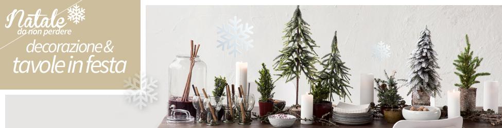 Natale : Decorazione & tavola in festa