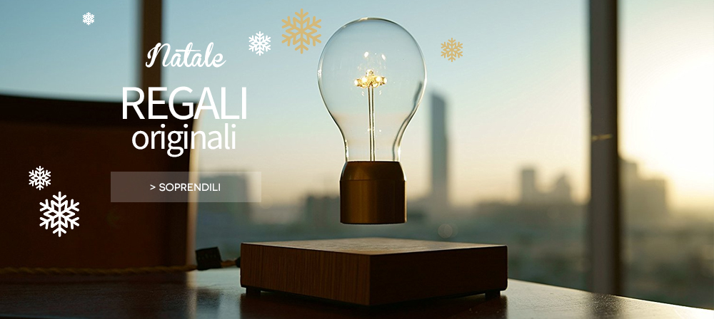 Made in Design -   Natale regali originali