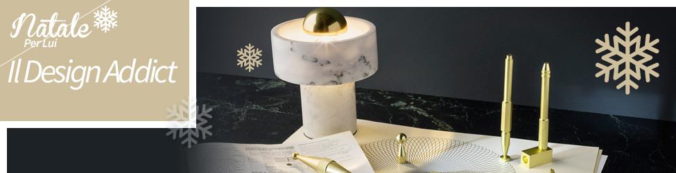 Natale per Lui: il Design Addict