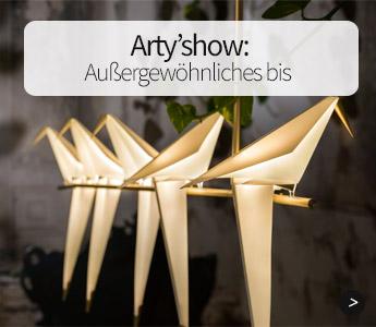 Arty'show: Außergewöhnliches bis