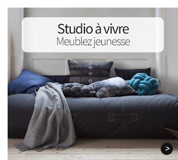 Studio à vivre