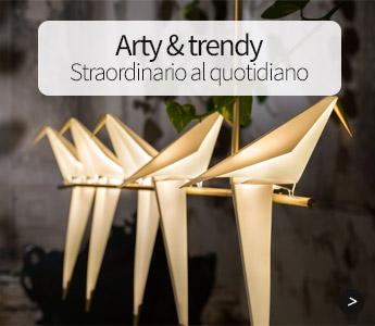 Arty & trendy