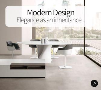 Modern Design, elegance as an inheritance…