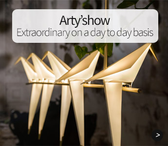 Arty'show, extraordinary on a day to day basis