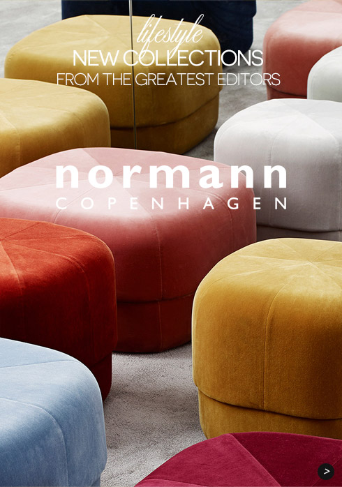 New Collections Normann Copenhagen from the greatest editors