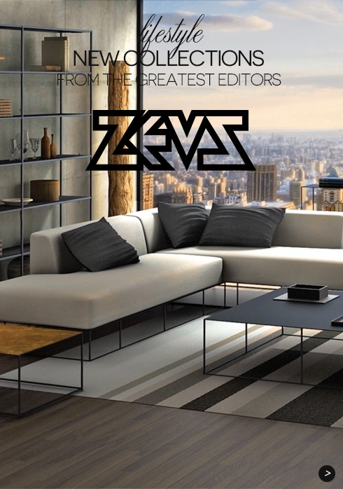 New Collections Zeus from the greatest editors
