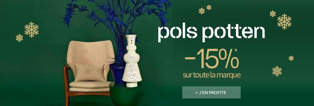 Pols potten -15%