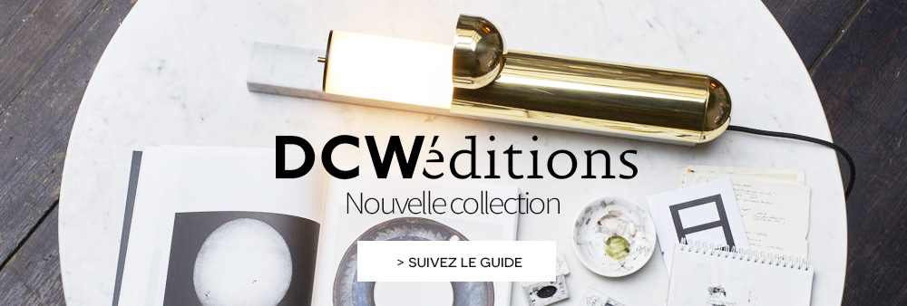 DCW editions - nouvelle collection