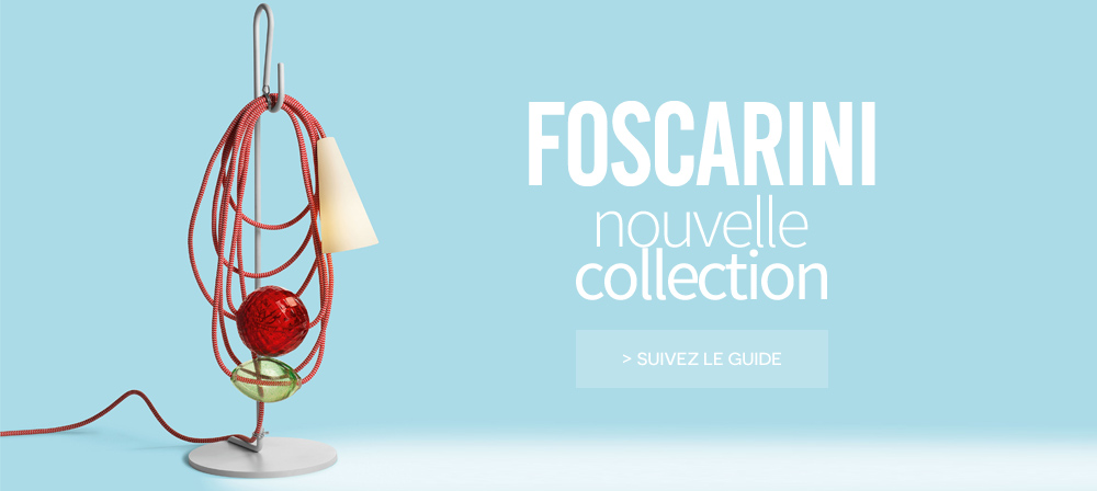 Foscarini - nouvelle collection