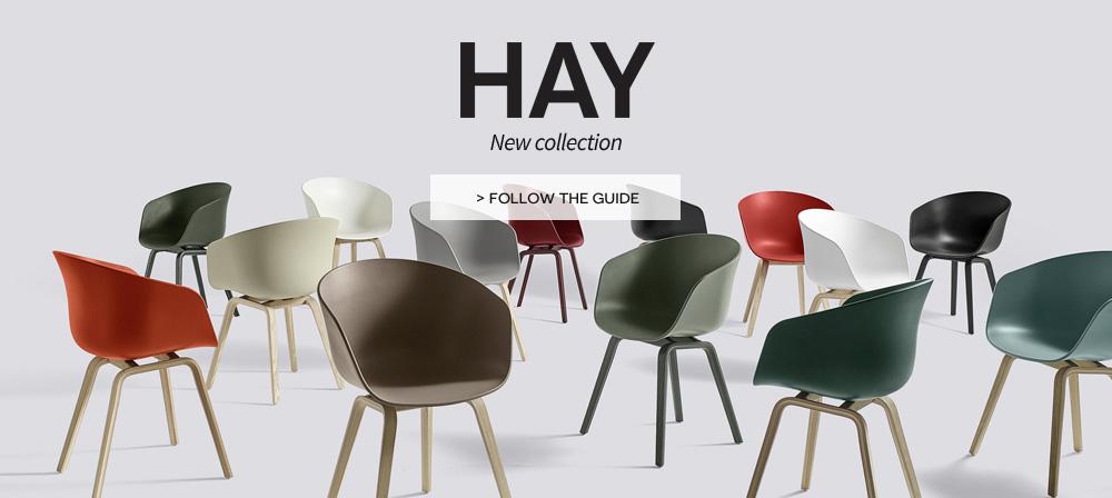 Hay scandinavian interior made in design