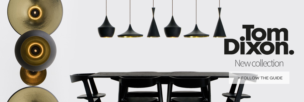 tom dixon lighting designer
