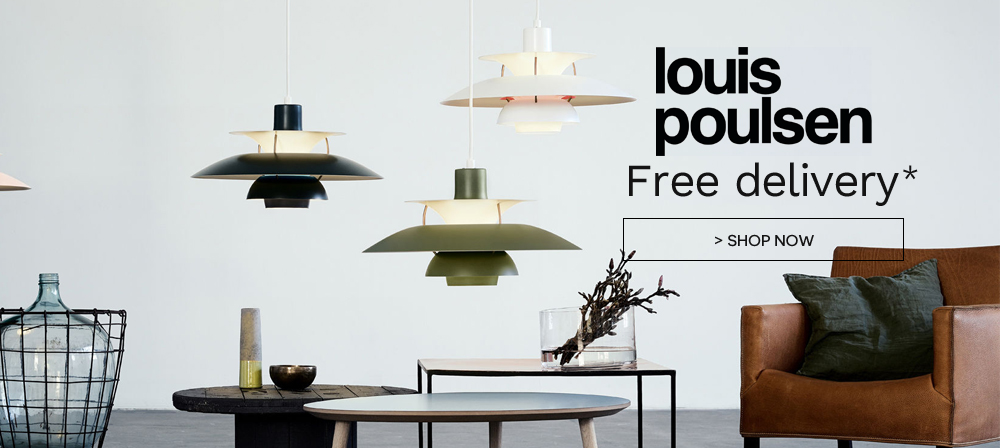 Lighting Louis Poulsen clara von and other designer on Made In Design