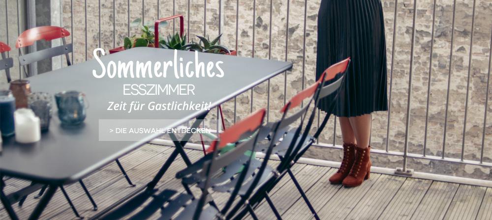 Designer Gartenmöbel - madeindesign