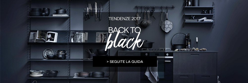 Made in Design - Back to black
