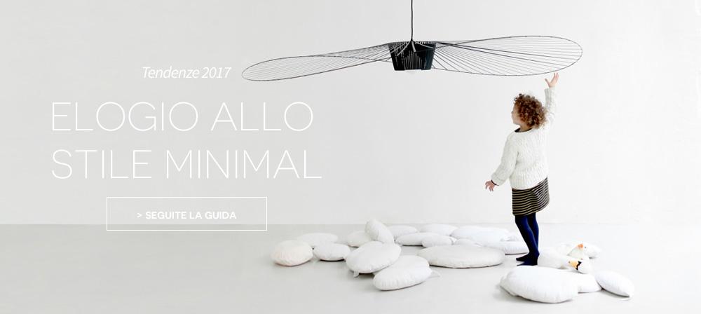 Made in Design - stile minimal