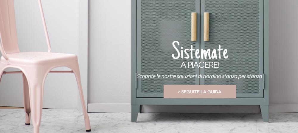 Made in Design - Sistemate